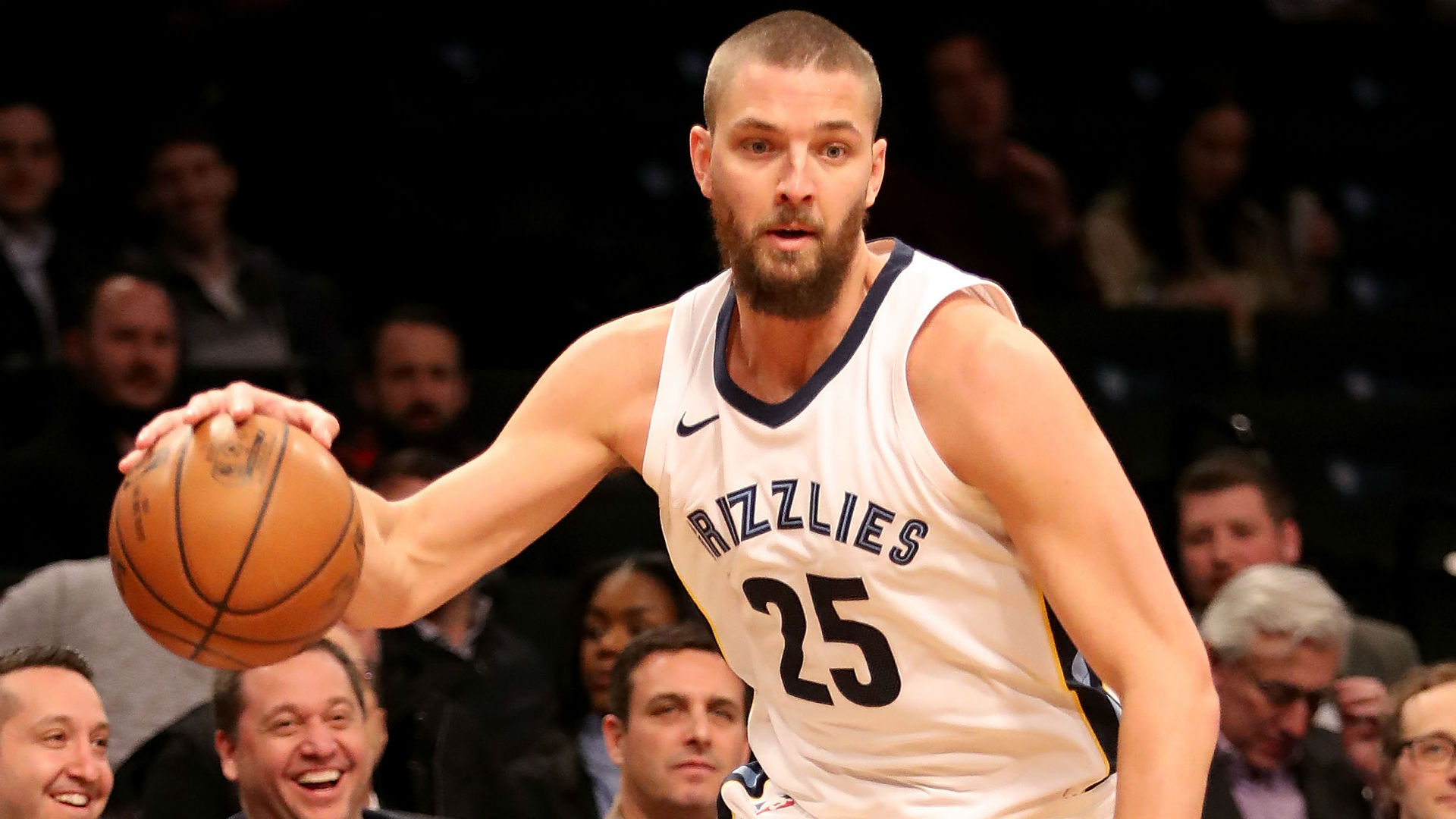 Chandler Parsons 'disappointed' to leave Grizzlies, 'ready to play'