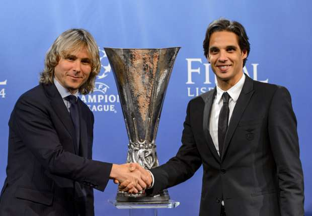 Juventus the toughest possible draw for Benfica, says Nuno Gomes