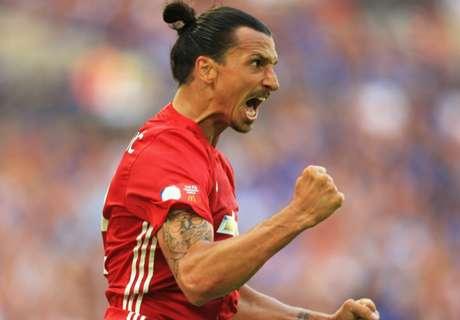 Can Man Utd fans spell Ibrahimovic?