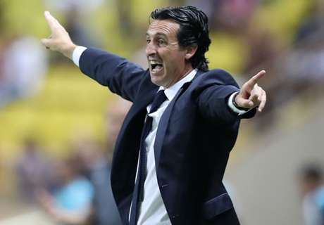 Emery: PSG will bounce back