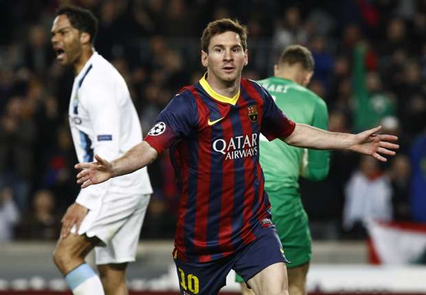 Messi: I hope we see a good version of Barcelona in El Clasico