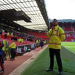 Panic, confusion and fear as Old Trafford is rocked by bomb reports