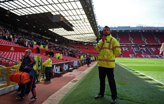 Panic, confusion & fear as Old Trafford is rocked by bomb reports