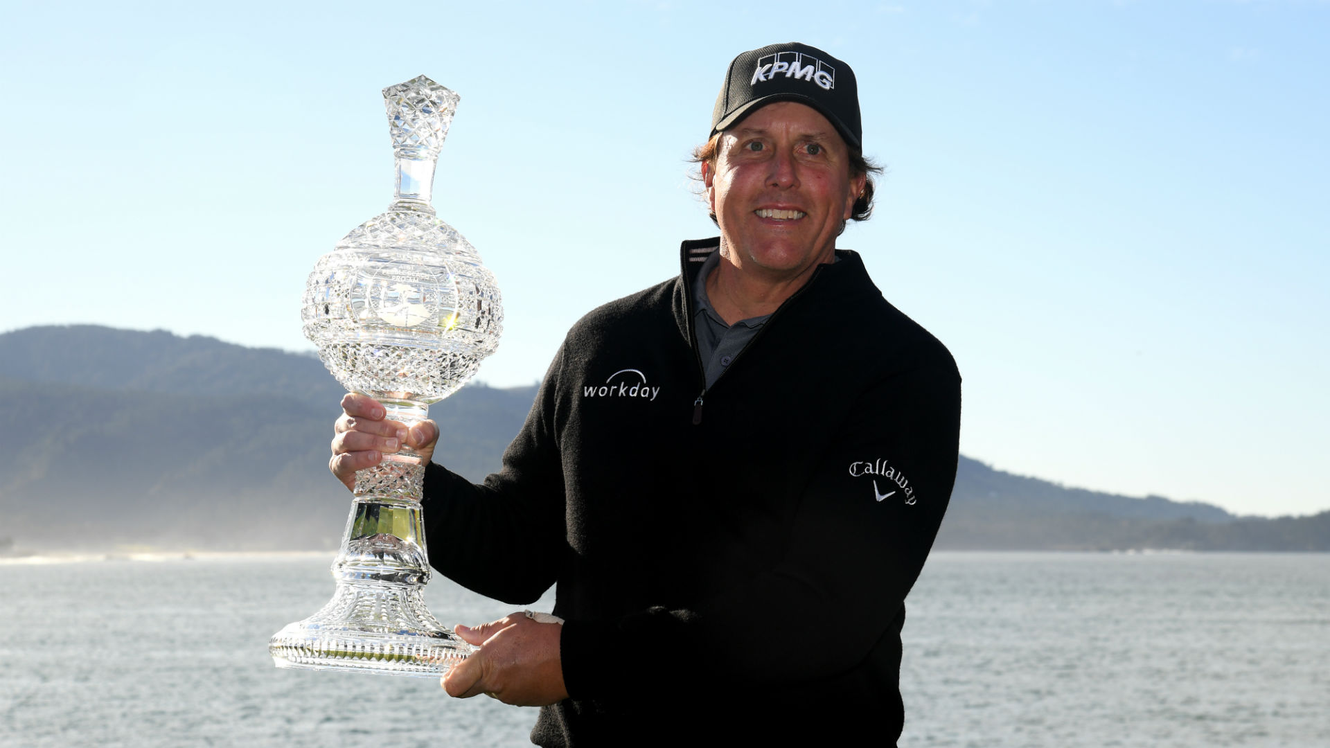 Phil Mickelson sees no carry-over to U.S. Open from latest Pebble Beach win