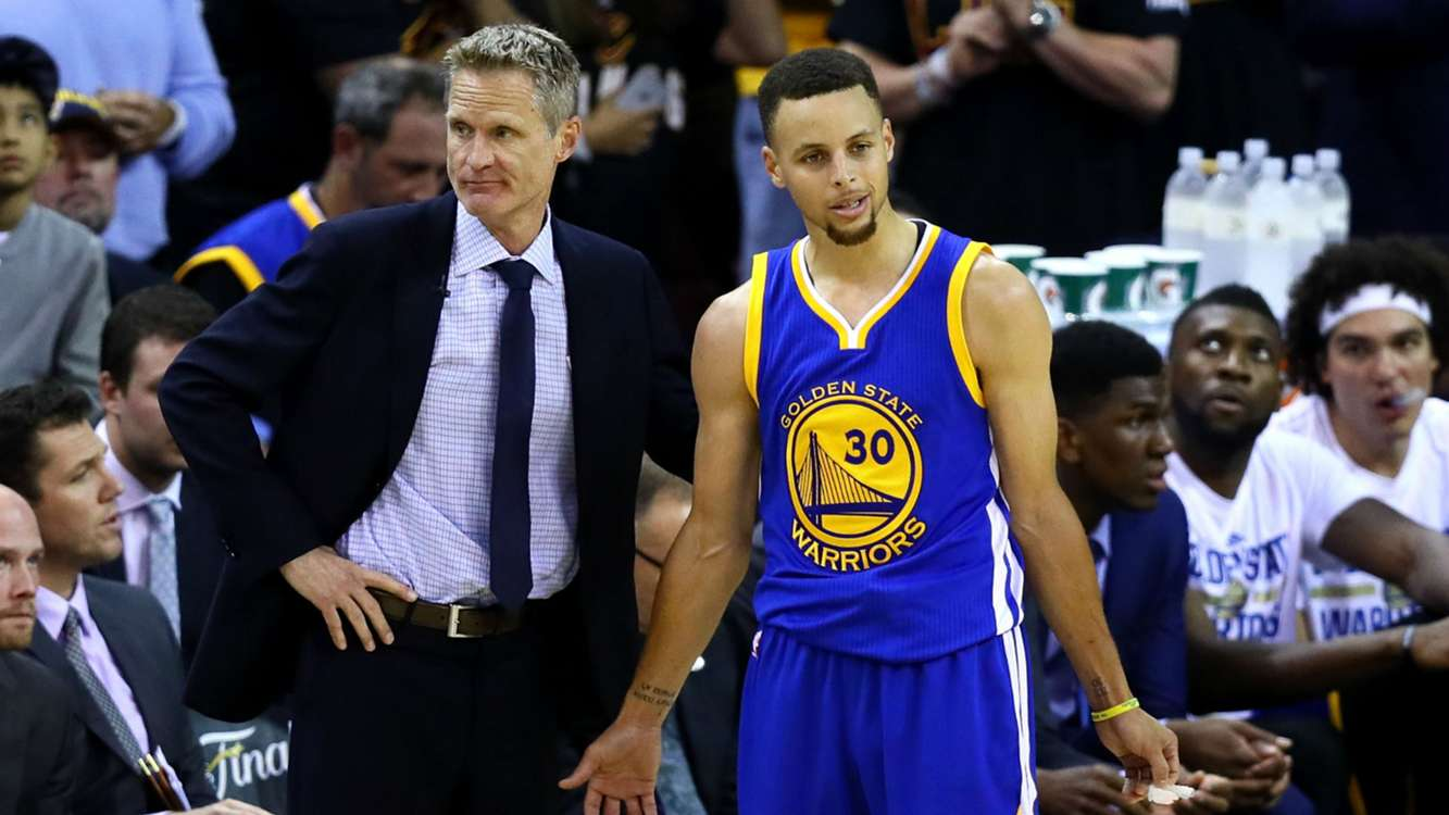 Steve Kerr discredits Warriors 'sources' criticizing Thunder's Kevin Durant treatment