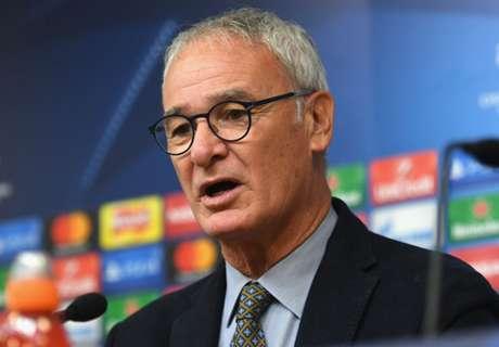 Slimani has helped Ranieri prepare