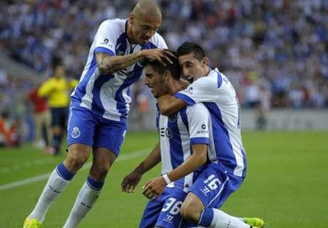 Report: Porto 2-0 Maritimo