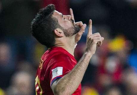 Report: Macedonia 1 Spain 2