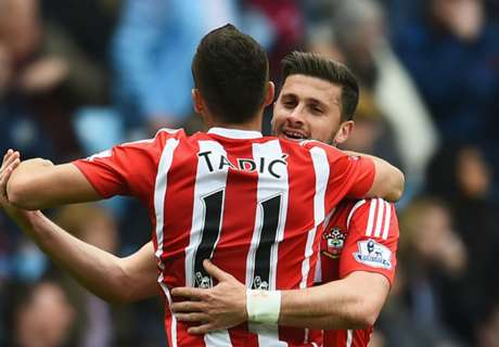 Ratings: Aston Villa 2-4 Southampton