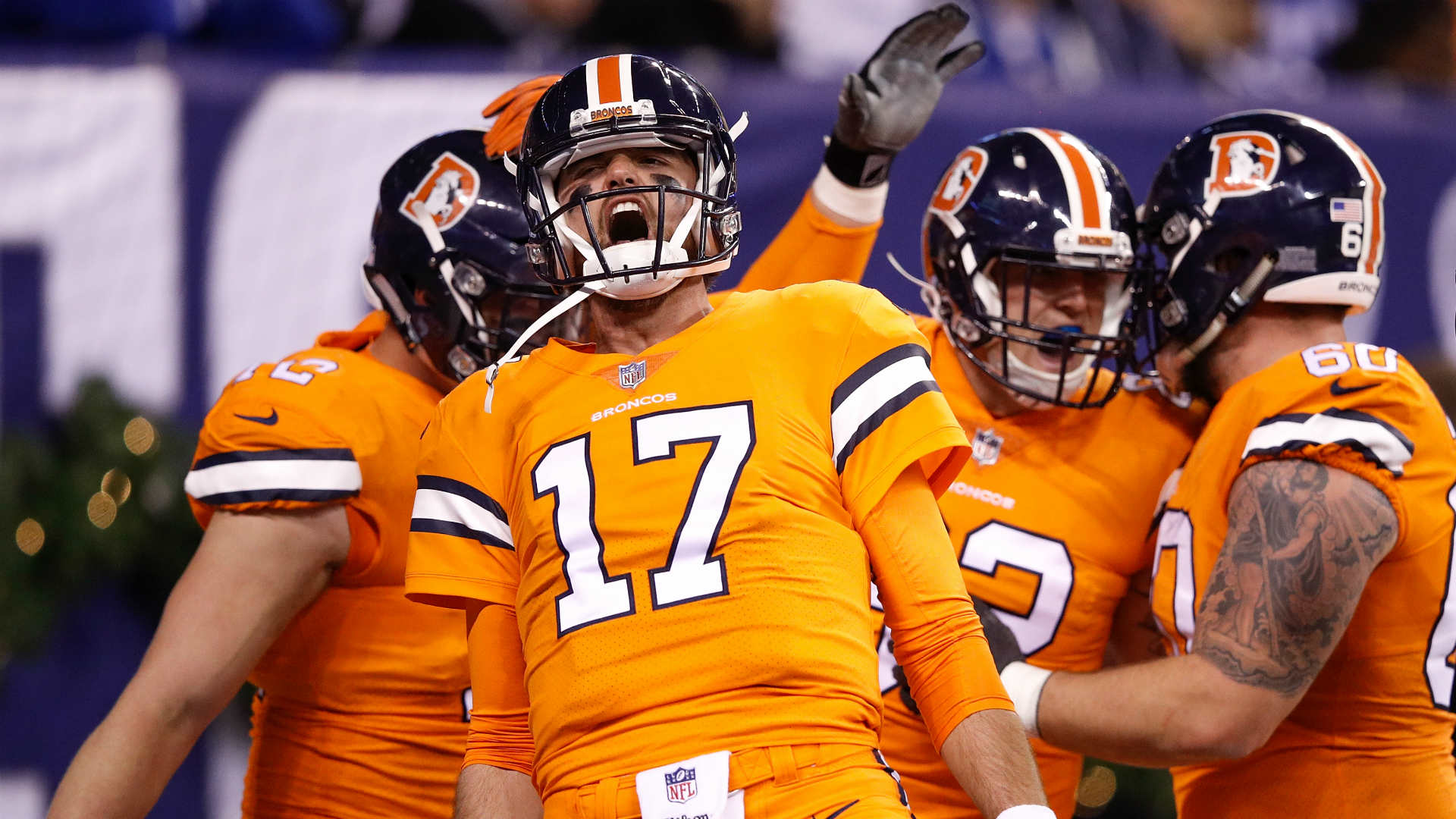 Brock Osweiler leads Broncos past Colts after Trevor Siemian injured