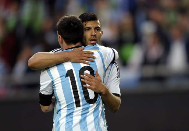 Messi's Bosnia goal was awesome - Aguero