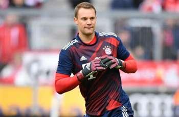Neuer in Bayern Munich squad for DFB-Pokal final