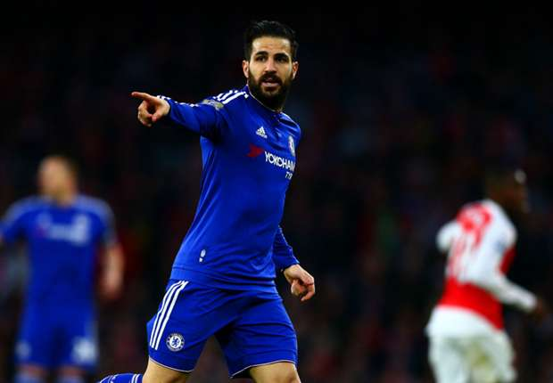 Fabregas: I'm almost back to my best form
