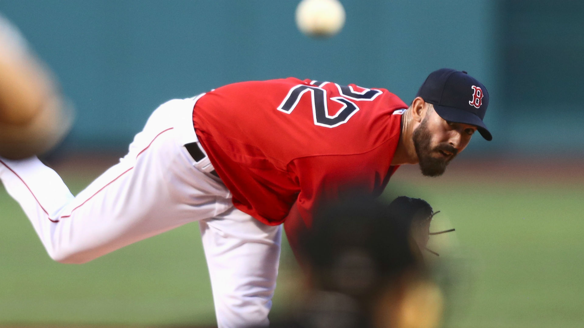 MLB wrap: Rick Porcello throws 1-hitter to leads Red Sox past Yankees