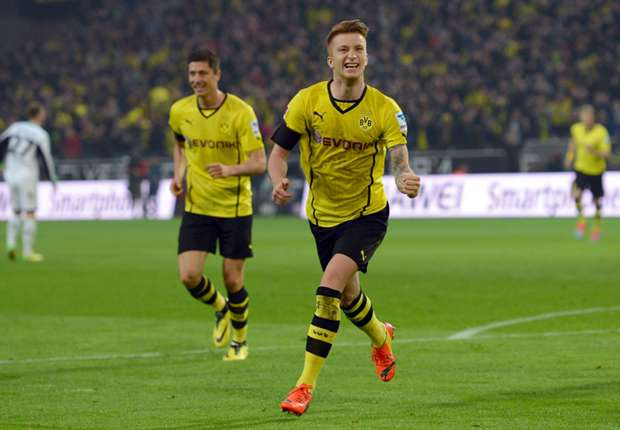 Marco Reus targeting Champions League miracle
