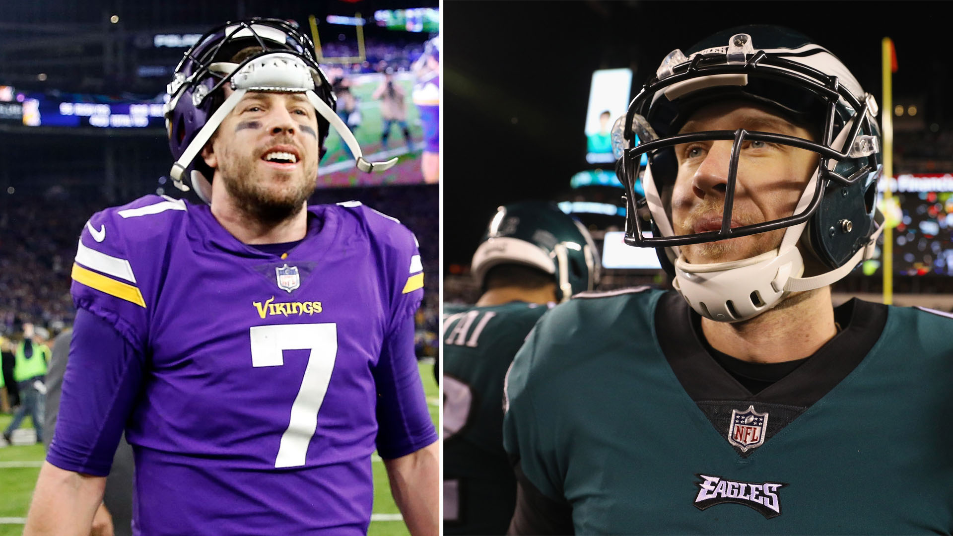 Eagles must stay aggressive against Vikings