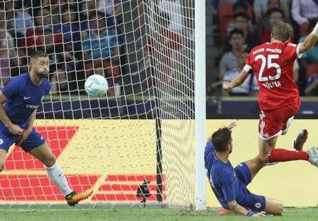 Report: Chelsea 2 Bayern Munich 3