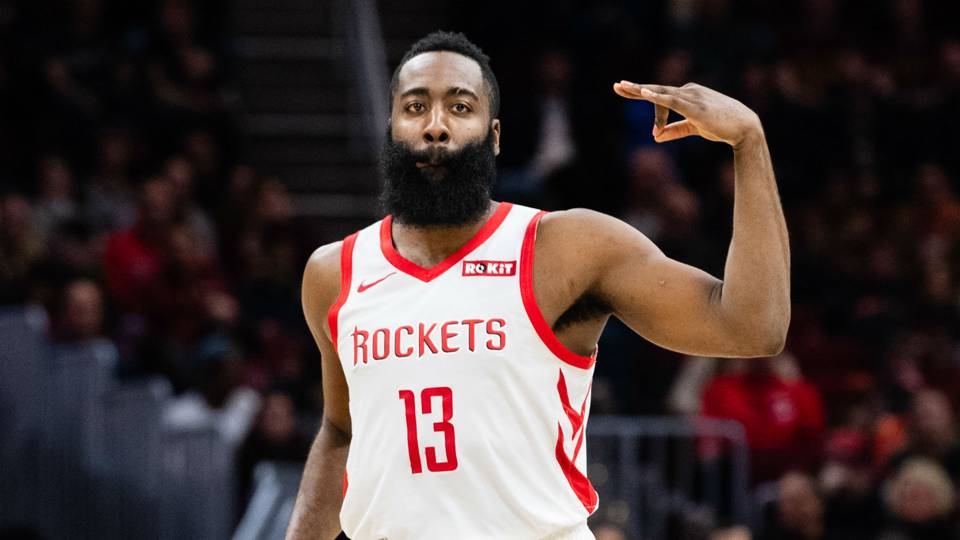 How James Harden's 2018-19 numbers compare to last year's ...