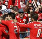 Benfica win title as Porto draw