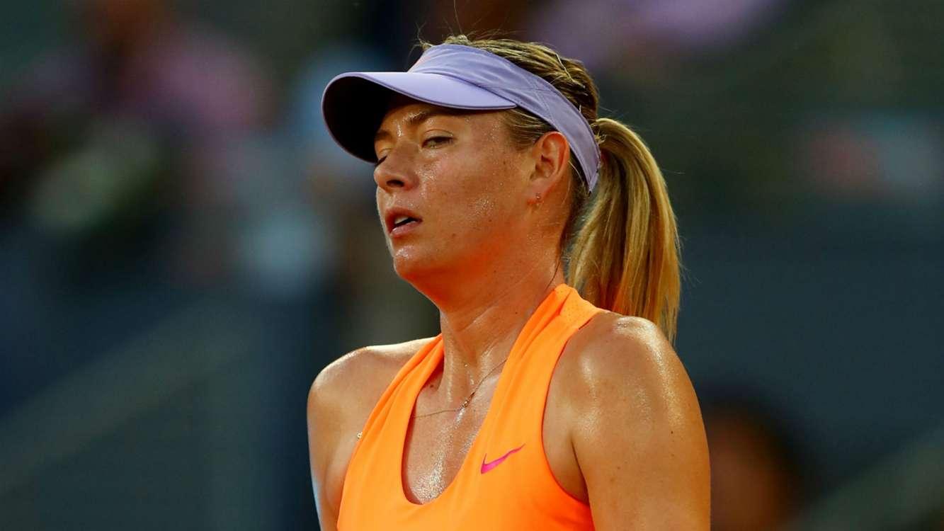 Sharapova to miss Wimbledon and entire grass-court season