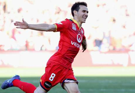 Adelaide 3-1 Wanderers: Title sealed