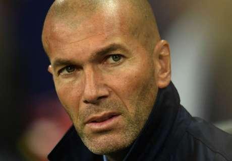Real Madrid, Zinédine Zidane: