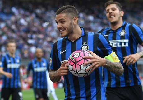 Inter want €60m plus for Icardi
