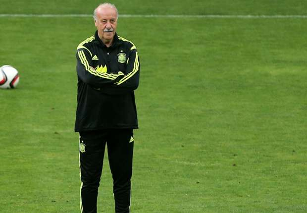 Del Bosque: I know who should be my successor