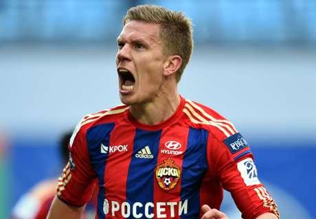 CSKA Moskou kampioen van Rusland