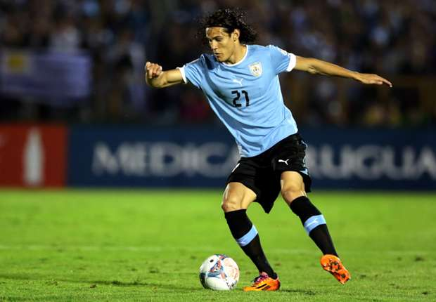 Cavani: England are 'machines'