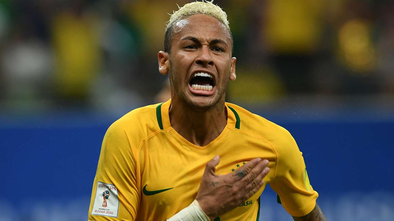 Football | Neymar the match winner in hard-fought Brazil ...