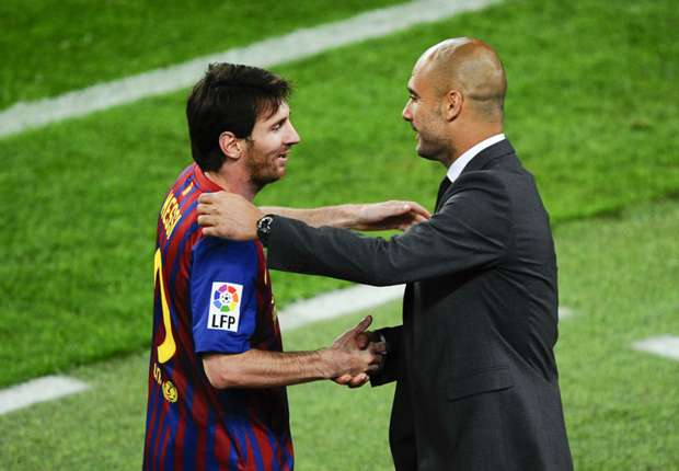 Stopping Messi is impossible - Guardiola