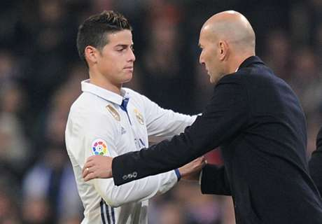 James: Rotation won't damage Madrid
