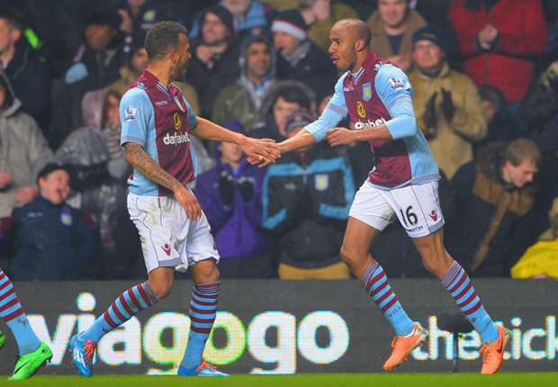 Bertrand eyes top-10 finish with Aston Villa