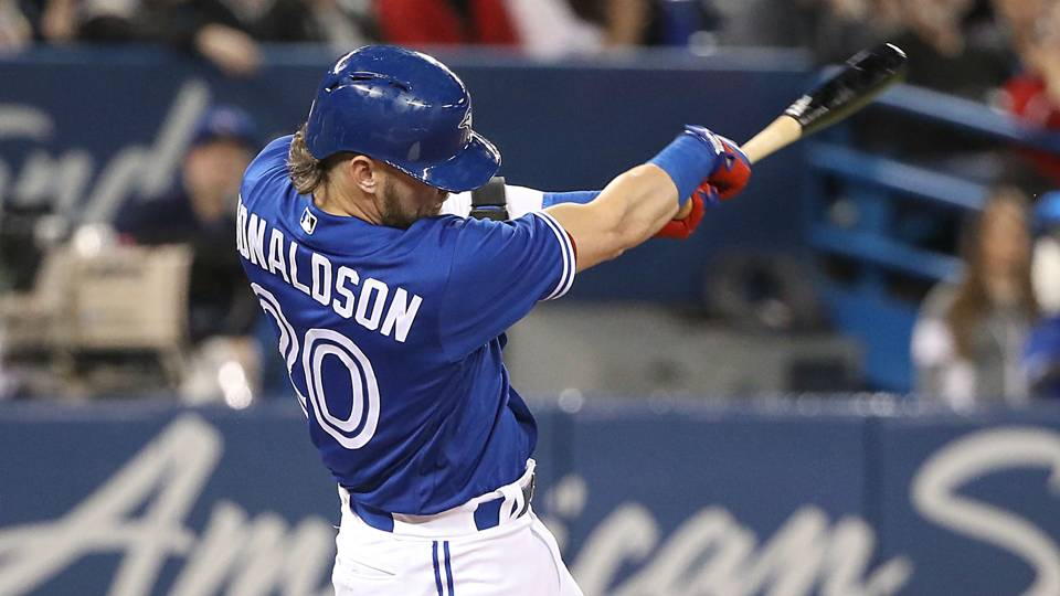 MLB trade rumors: Blue Jays hoping to move Josh Donaldson when he's healthy