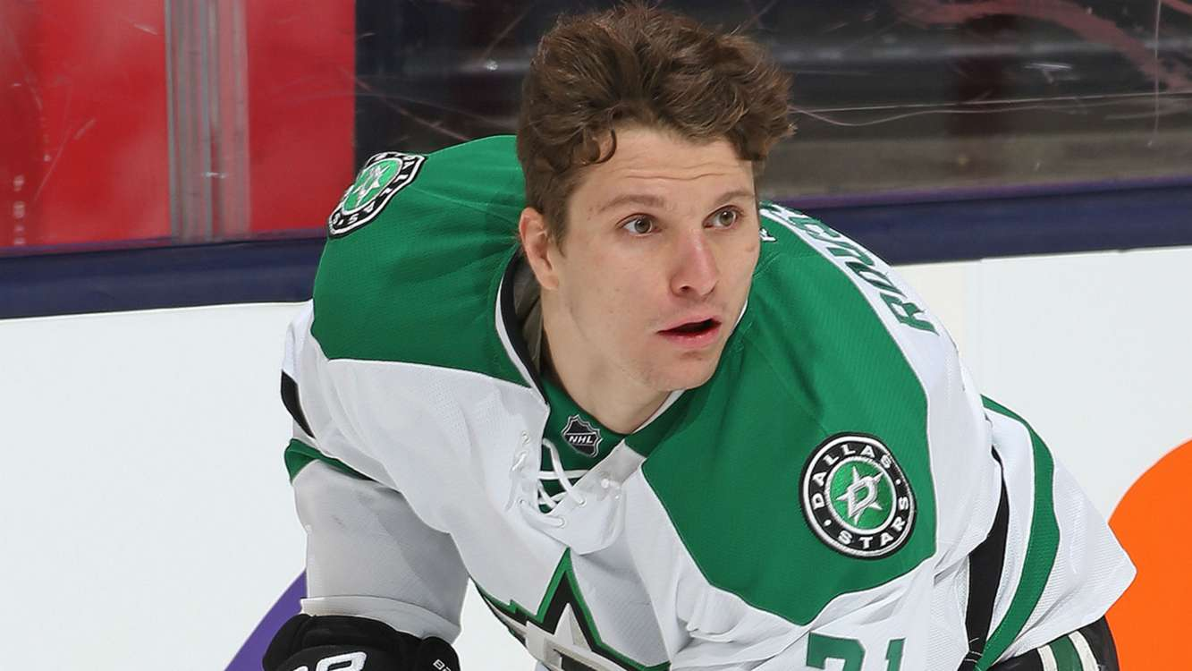 Other stars antoine roussel suspended two games for for Interieur sport antoine roussel