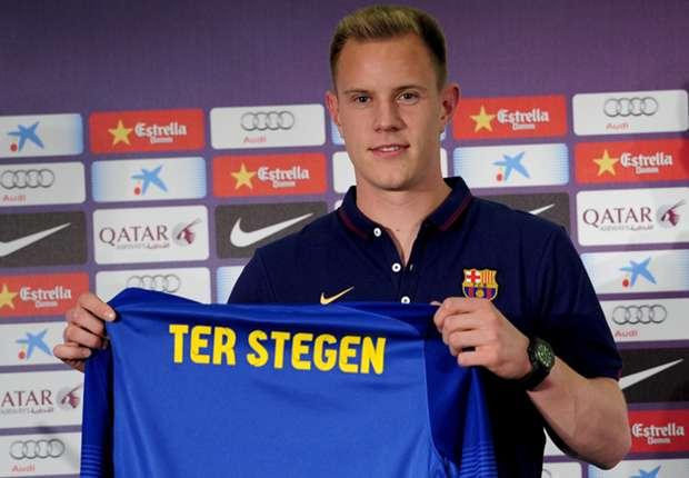 Ter Stegen: Barcelona weren't my only option