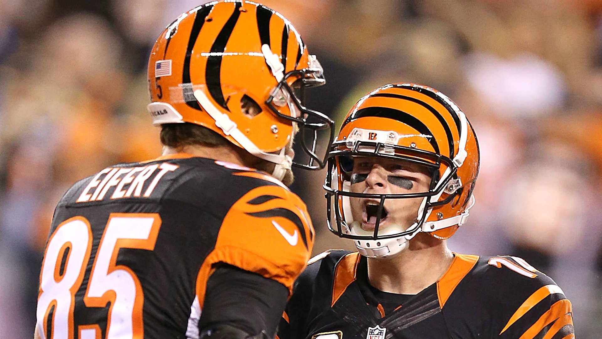 Andy Dalton Tyler Eifert help Bengals pull away from Browns to