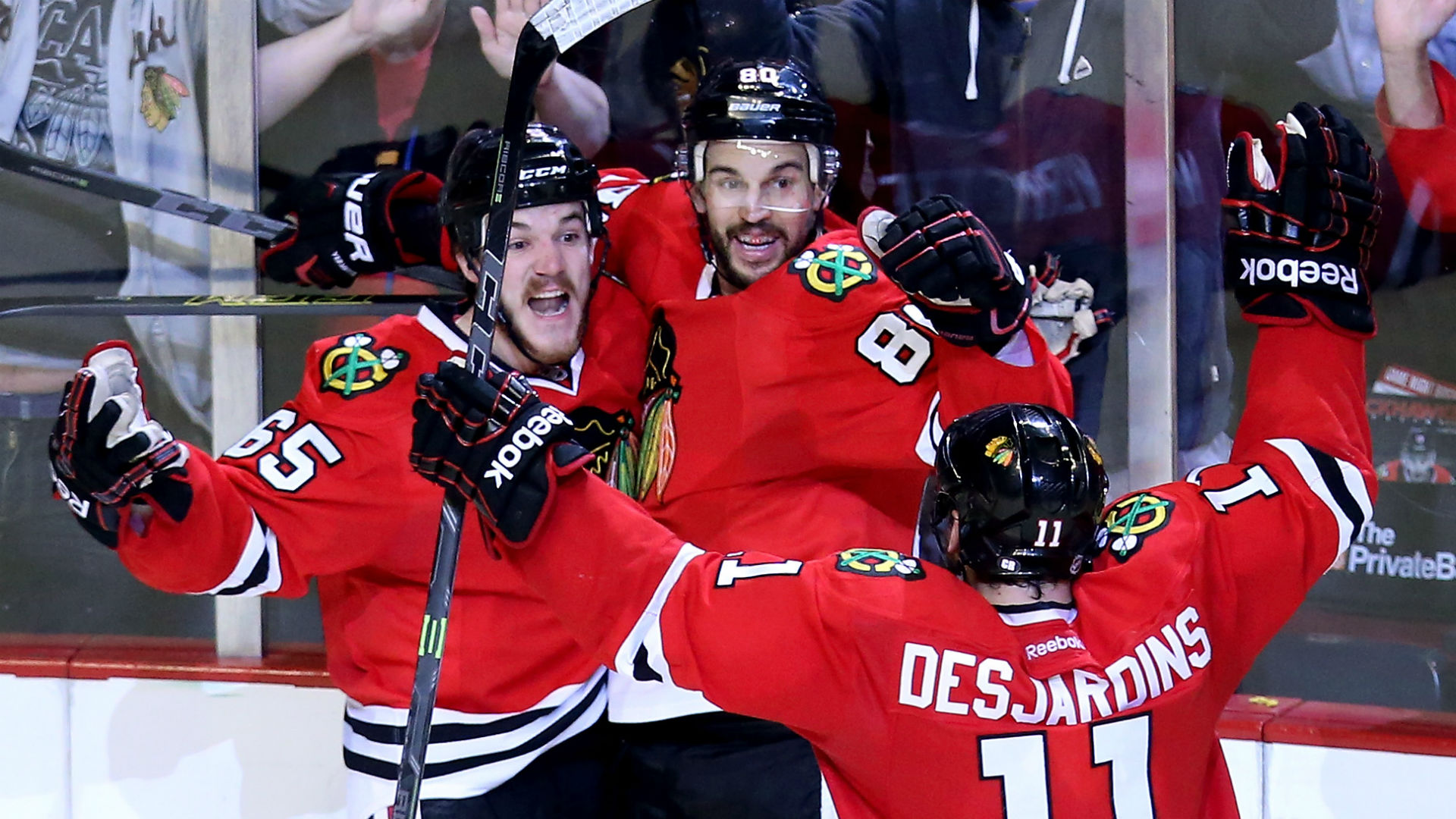 Western Conference finals: Blackhawks force Game 7 with win over Ducks