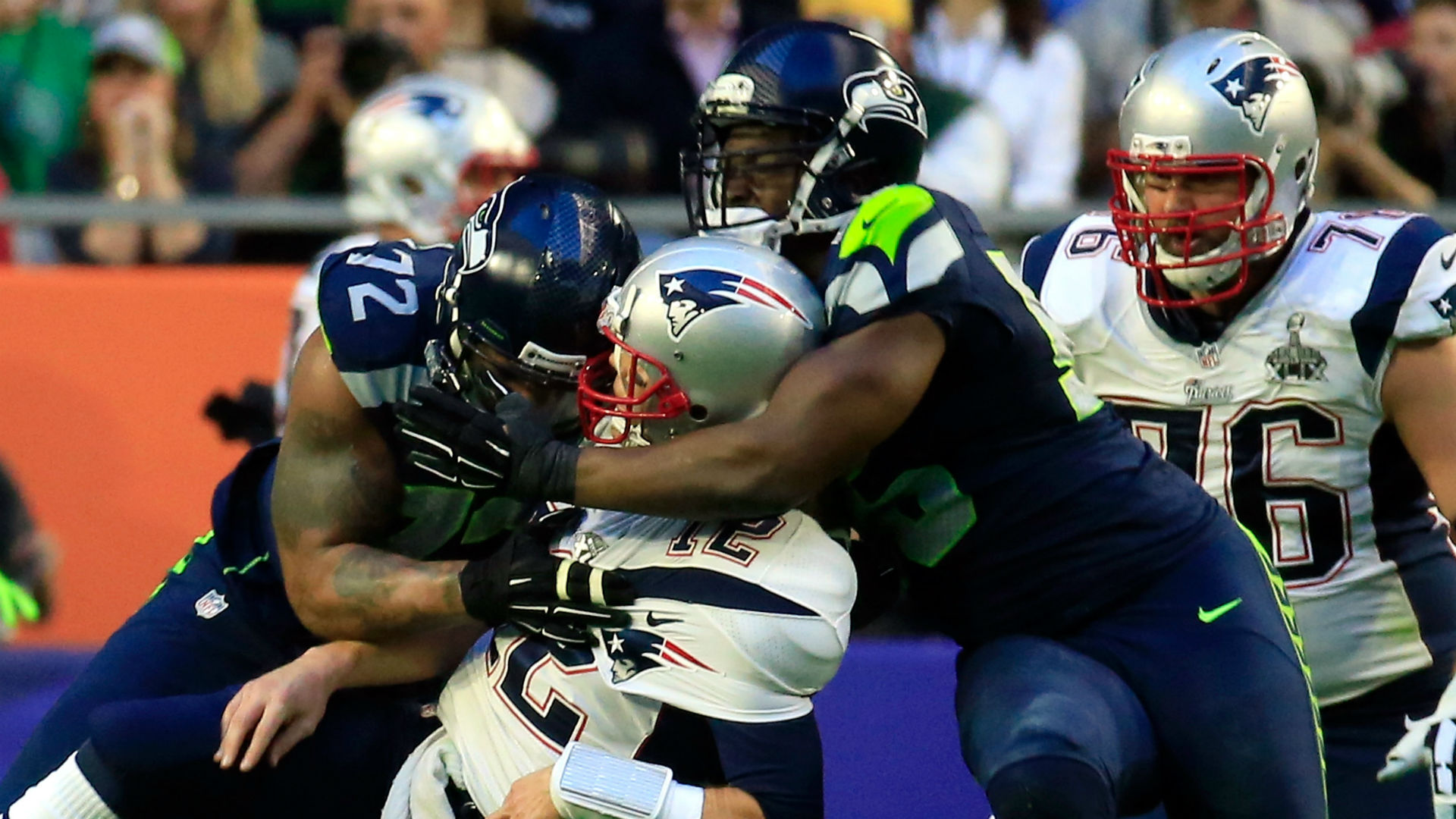 Cliff Avril glad Seahawks doctors pulled him from Super Bowl