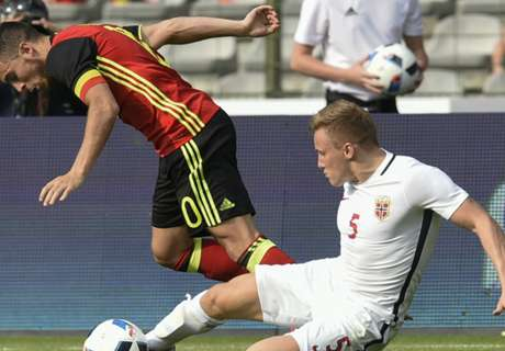 Hazard: Belgium need consistency