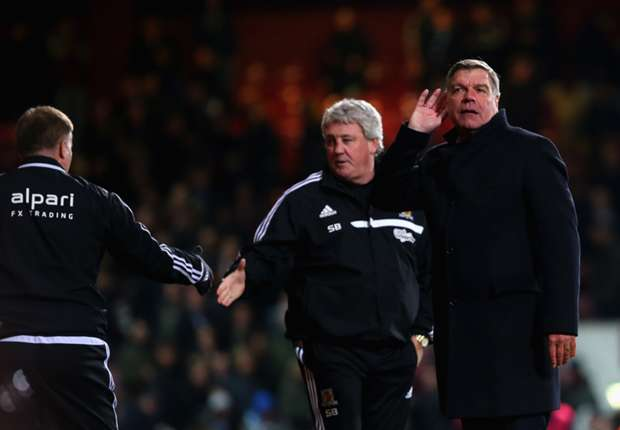 Allardyce baffled by West Ham boos