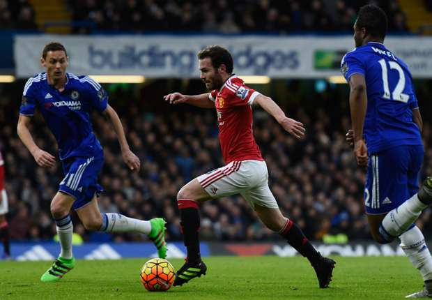 Mata angry with Chelsea draw