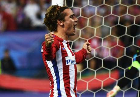 Griezmann denies Man Utd reports
