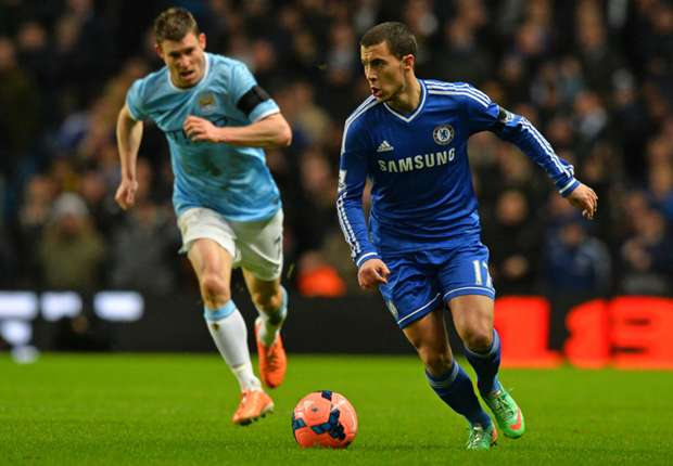 Hazard: Chelsea must bounce back after FA Cup exit