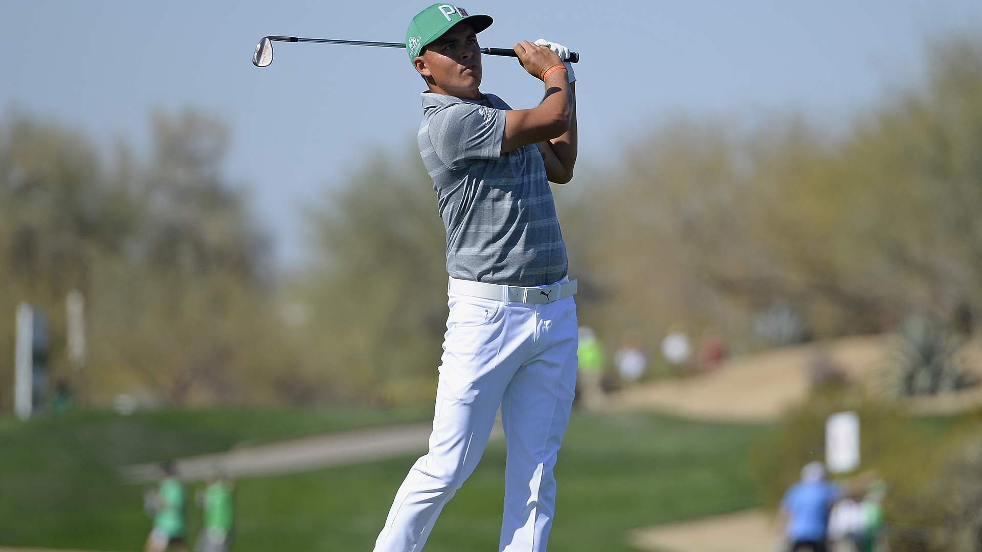 Two-time champ Matsuyama withdraws from Phoenix Open