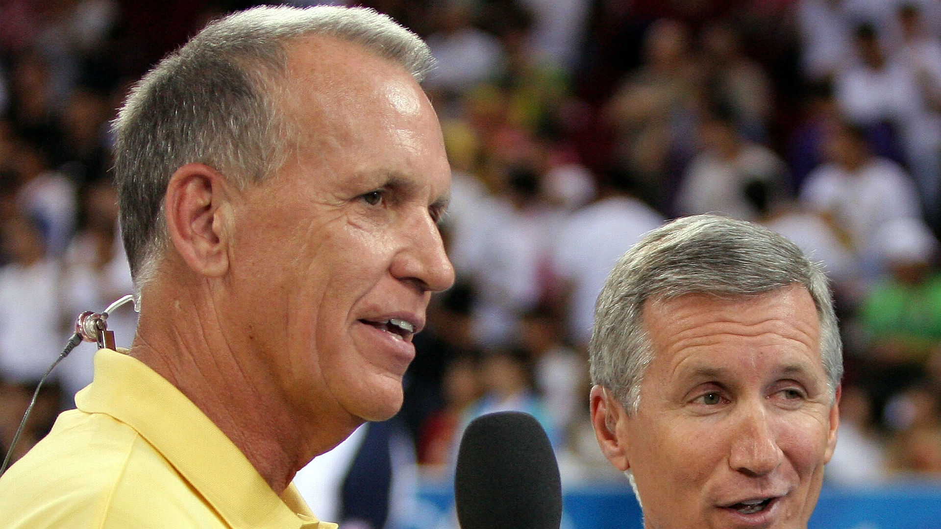 Doug Collins moving from studio to game analyst on ESPN s NBA
