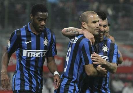 Inter 3-0 Cagliari: Comfortable win