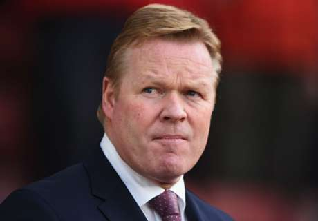 Koeman talks 'very positive'