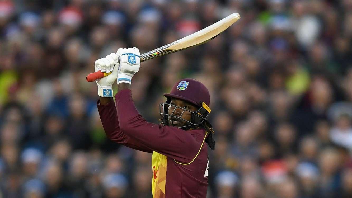 Gayle hints at potential West Indies Test return